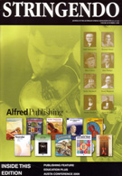 Australien - Stringendo, April 2009 - Magazin der Australian Strings Association (AUSTA)